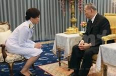 泰国新一届内阁举行宣誓就职仪式