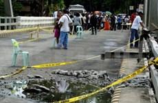 菲律宾政府与莫洛回教解放阵线进行和平谈判
