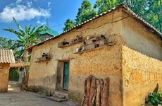 组图:夯土墙房屋——哈尼族环境友好型且独特的建筑工程