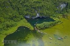 组图:赏秋长安生态旅游区的绝美风景