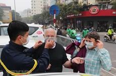组图:越南所有政治系统参与新冠肺炎疫情阻击战