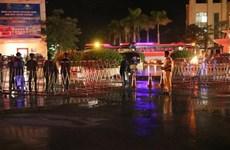 海防市捣毁一起特大网络赌博案:越南将380名涉案人员移交中国警方