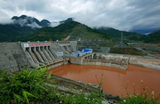 莱州水电站正式被列入国家安全重点工程名单