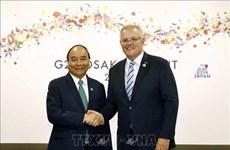 越南驻澳大使吴向南:澳总理莫里森访越将为双方合作关系注入新动能