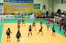 2019年永隆电视杯国际排球比赛正式开赛