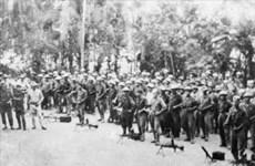 援老越南志愿军和专家传统日70周年:越老战斗联盟——两国两军巨大的力量源泉(第二期)