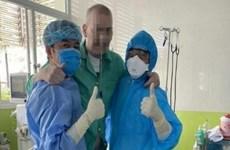 新冠肺炎疫情:21日下午越南无新增病例 开始准备将第91例患者运送回国的手续