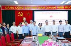 邓明魁副外长:海外越南人是深化越南与各国合作的重要因素