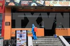 新冠肺炎疫情:河内市发生继发性感染病例