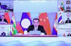 中国与湄公河国家分享澜沧江全年水文信息