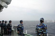 越中北部湾湾口外海域工作组第十三轮磋商和越中海上合作共同发展磋商工作组第十轮磋商以视频形式召开