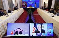 ASEAN 2020:越南主持第一届湄公河-美国伙伴关系部长级会议