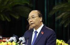 政府总理阮春福:把胡志明市建设成为智慧和国际性大都市