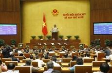 越南第十四届国会第十次会议通过关于2021年经济社会发展计划的决议