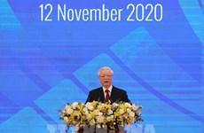 第37届东盟峰会第一个工作日的回顾