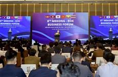湄公河国家与韩国的合作对促进区域经济一体化发挥重要作用