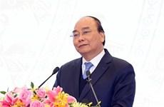 越南政府总理阮春福:致力防止政策性腐败和部门利益法律化