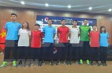 越南国家足球队队服正式亮相