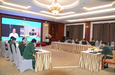 越南国防部代表出席香格里拉对话预备会议——第九次富丽敦论坛