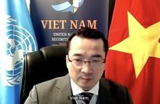 越南呼吁国际社会向叙利亚人民提供援助