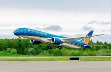 越航一天执行航班30架次 为越共十三大代表提供服务