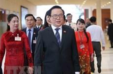 黄平君:党际交往将为成功实现越共十三大的目标做出贡献