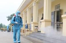 23日上午越南新增31例本地新冠肺炎确诊病例