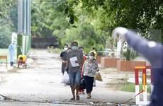 柬埔寨累计新冠肺炎确诊病例超过3.5万  菲律宾单日新增确诊病例超过数千例