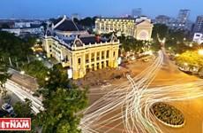 法国与越南联合开发绿色空间和扩建步行空间