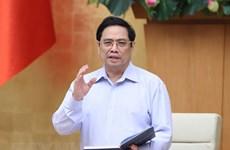 政府总理范明政:全力以赴加强胡志明市和南部各地疫情管控