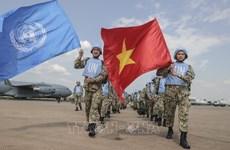 越南在第76届联合国大会第四委员会会议上强调联合国维和行动的作用