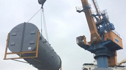 越南机械安装总公司将于11月份向乌兹别克斯坦出口第三批货物订单