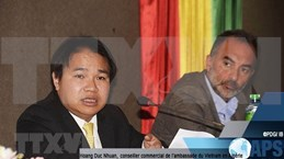 加强越南与塞内加尔贸易促进活动