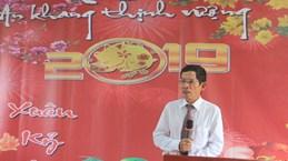 越南驻安哥拉大使馆举行新年联欢会