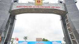 嘉莱省德机县丽清国际口岸正式开通 助力外交活动与贸易往来
