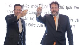 促进胡志明市与荷兰的合作关系