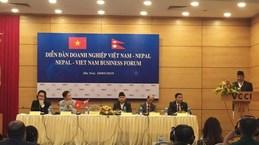 尼泊尔总理奥利出席越南-尼泊尔企业论坛