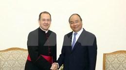 越南与梵蒂冈第八轮混合工作组会议在梵蒂冈举行