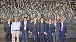 越南共产党与希腊共产党加强合作关系