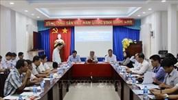 安江省促进稻米销售合作和连接