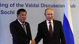 俄罗斯与菲律宾将扩大双边合作关系
