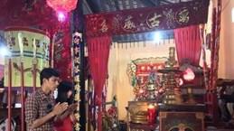 永隆省努力保护和弘扬各处遗迹的历史价值