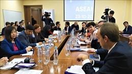 越南支持俄罗斯与东盟的合作关系