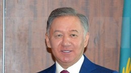 哈萨克斯坦议会下院议长努尔兰·尼格马图林即将对越南进行正式访问