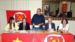 """意大利共产党举行""""胡志明主席遗嘱执行50周年""""纪念活动"""