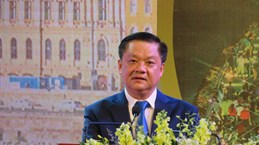 越南芹苴市同匈牙利考波什堡市加强双边合作