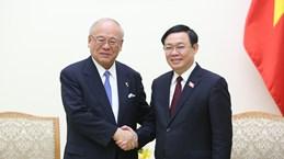 越南全力以赴推动越日纵深战略伙伴关系在更高层次上持续向前发展