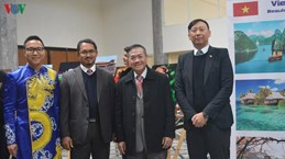 越南参加在摩洛哥举办的亚洲文化日