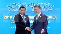东盟韩国特别峰会:加强韩国与菲律宾和新加坡的防务合作
