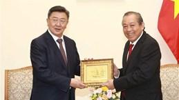 政府副总理张和平:越南一向将蒙古国视为重要伙伴